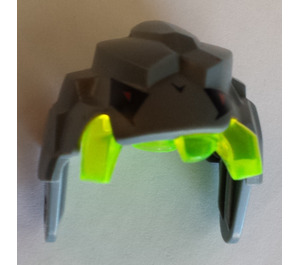 LEGO Rock Monster Head with Upper Jaw