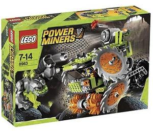 LEGO Rock Wrecker Set 8963 Packaging