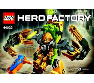LEGO ROCKA Crawler Set 44023 Instructions