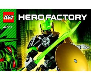 LEGO ROCKA Set 44002 Instructions