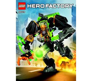 LEGO ROCKA Stealth Machine Set 44019 Instructions