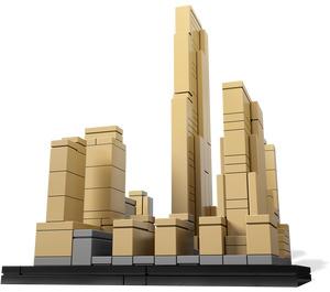 LEGO Rockefeller Center Set 21007