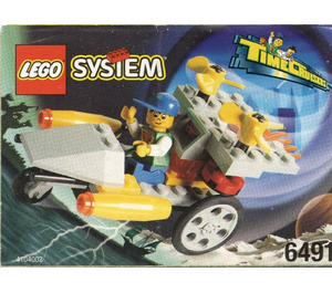 LEGO Rocket Racer Set 6491