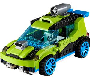 LEGO Rocket Rally Car Set 31074