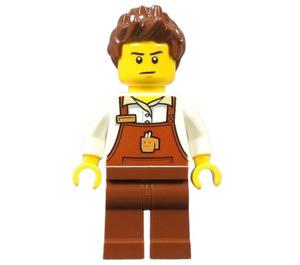 LEGO Rocky Minifigure