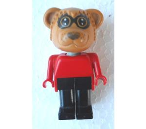 LEGO Roger Raccoon Fabuland Figure