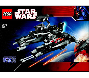 LEGO Rogue Shadow Set 7672 Instructions