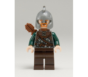 LEGO Rohan Soldier Minifigure