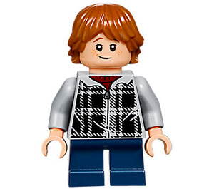 LEGO Ron Weasley In Year 2 Muggle Clothes Minifigure
