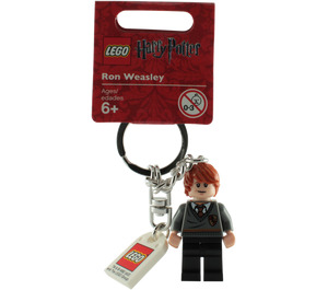LEGO Ron Weasley Key Chain (852955)