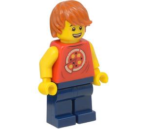 LEGO Ronny Minifigure
