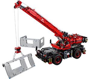 LEGO Rough Terrain Crane Set 42082