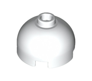 LEGO Round Brick 2 x 2 Dome Top (Blocked Open Stud without Bottom Axle Holder) (30367)