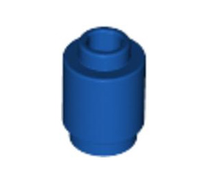 LEGO Royal Blue Brick Round 1 x 1 with Open Stud (3062)