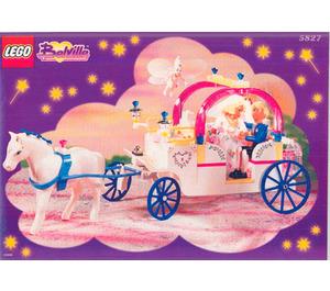 LEGO Royal Coach Set 5827 Instructions