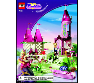 LEGO Royal Summer Palace Set 7582 Instructions