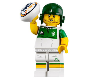 LEGO Rugby Player Set 71025-13
