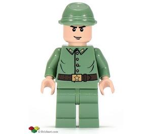 LEGO Russian Guard 2 Minifigure