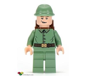 LEGO Russian Guard 3 Minifigure