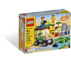 LEGO Safari Building Set 4637