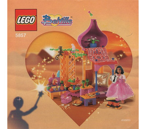 LEGO Safran's Amazing Bazaar Set 5857
