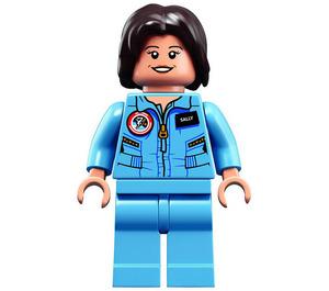 LEGO Sally Ride Minifigure
