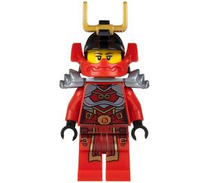 LEGO Samurai X (Nya) Minifigure