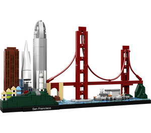 LEGO San Francisco Set 21043