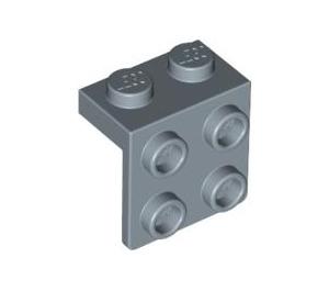 LEGO Sand Blue Bracket 1 x 2 - 2 x 2 (44728)