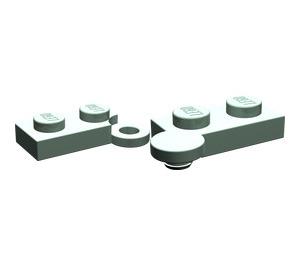LEGO Sand Green Hinge Plate 1 x 4