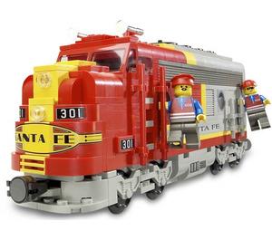 LEGO Santa Fe Super Chief Set Limited Edition 10020-2