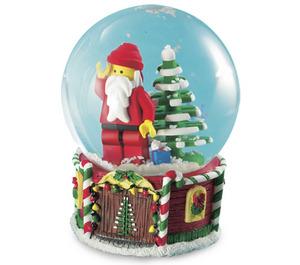 LEGO Santa Mini-Figure Snow Globe (4287988)