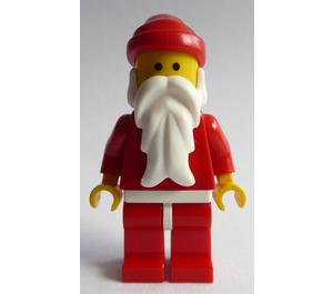 LEGO Santa with White Hips Minifigure