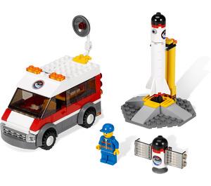LEGO Satellite Launch Pad Set 3366