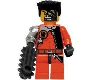LEGO Saw Fist Minifigure