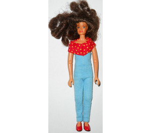 LEGO Scala Doll Marita with Clothes from Set 3201