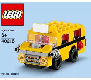 LEGO School Bus Set 40216
