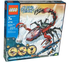 LEGO Scorpion Orb Launcher Set 4774 Packaging