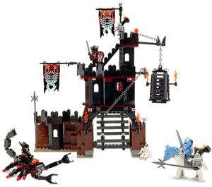 LEGO Scorpion Prison Cave Set 8876