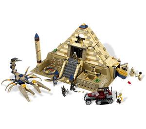LEGO Scorpion Pyramid Set 7327