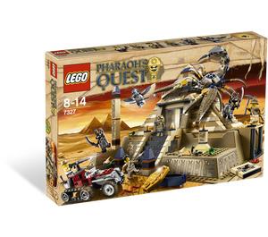 LEGO Scorpion Pyramid Set 7327 Packaging