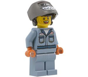 LEGO Scott Francis Minifigure