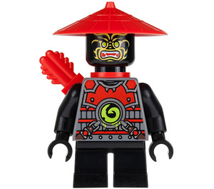 LEGO Scout with Yellow Face Markings Minifigure