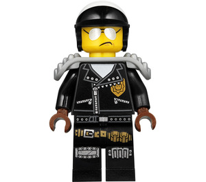 LEGO Scribble Cop Minifigure