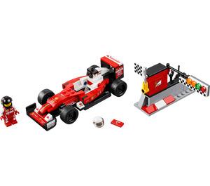 LEGO Scuderia Ferrari SF16-H Set 75879