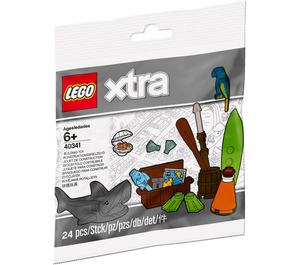 LEGO Sea Accessories Set 40341 Packaging