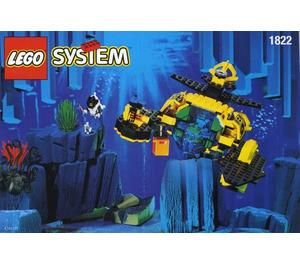 LEGO Sea Claw 7 Set 1822