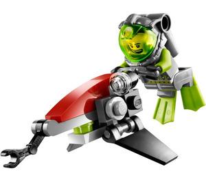 LEGO Sea Jet Set 8072