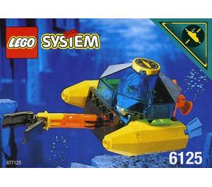 LEGO Sea Sprint 9 Set 6125
