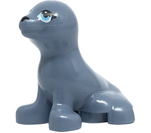 LEGO Seal with Blue Eyes (17437 / 32906)
